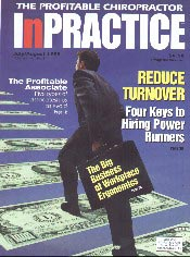 InPRACTICE Magazine Cover - July/August 1999